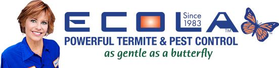 Ecola Termite and Pest Control Motto